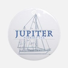 Jupiter Florida - Ornament (Round)