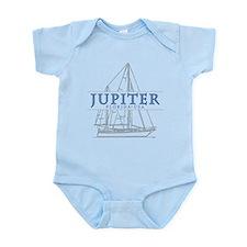 Jupiter Florida - Infant Bodysuit