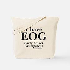 Early Onset Grumpiness Portlandia Tote Bag