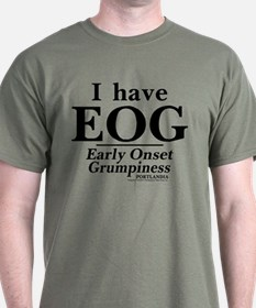 Early Onset Grumpiness Portlandia T-Shirt