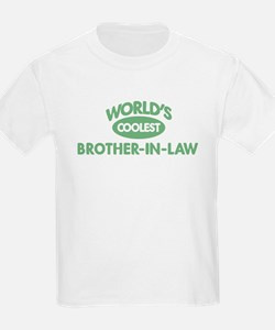 Coolest BROTHER-IN-LAW T-Shirt