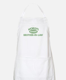 Coolest BROTHER-IN-LAW BBQ Apron