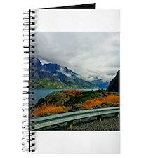 Lake Wakatipu and the Bayonet Peaks Journal