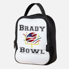 Official Brady Bowl Neoprene Lunch Bag
