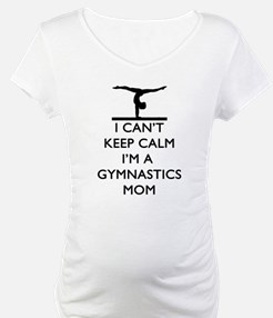 Keep Calm Gymnastics Shirt