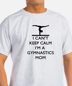 Keep Calm Gymnastics T-Shirt