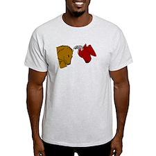 Bull And Bear T-Shirt