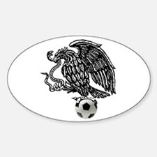 Mexican Football Eagle Decal