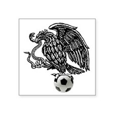 Mexican Football Eagle Sticker