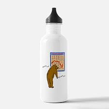 Bear Market Water Bottle