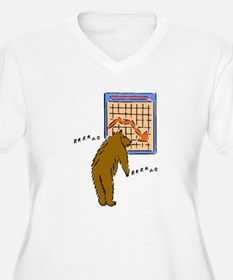 Bear Market Plus Size T-Shirt