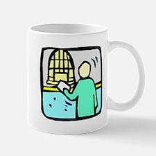 Bank Teller Mugs
