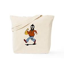 Bank Robber Tote Bag