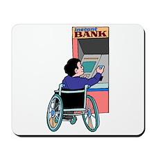 ATM Machine Mousepad