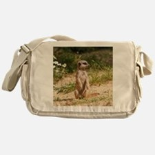 Cool Meerkat Messenger Bag