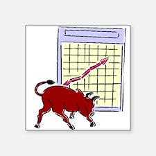 Bull Market Sticker