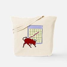 Bull Market Tote Bag