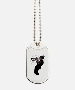 Music On Dog Tags