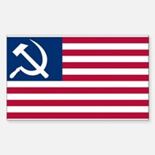 United Soviet States Of America Decal