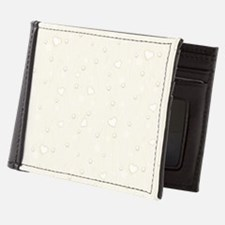 Set with Pearls Mens Wallet