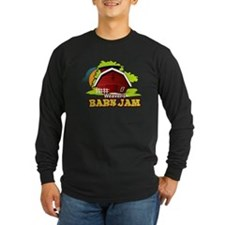 Barn Jam FULL LOGO Long Sleeve T-Shirt