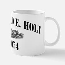 USS HAROLD E. HOLT Mug