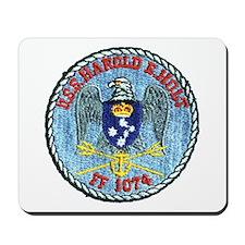 USS HAROLD E. HOLT Mousepad