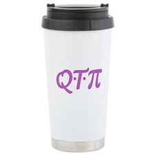 Unique Greek girls Travel Mug