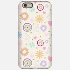 Scattered Blooms iPhone 6 Tough Case