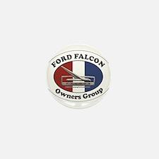 Cute Falcon Mini Button