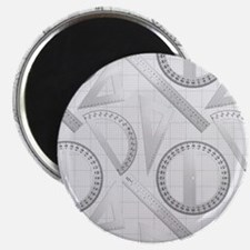 "Geometry Student 2.25"" Magnet (10 pack)"