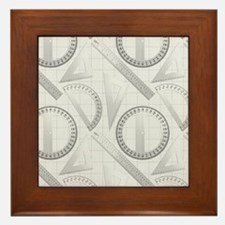 Geometry Student Framed Tile