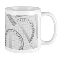 Geometry Student Mug