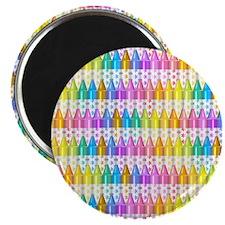 Crayon Ranks Magnet