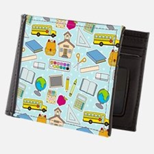 Simple Lessons Mens Wallet