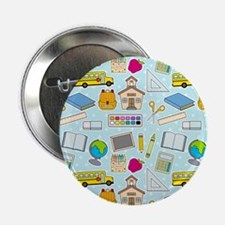 """Simple Lessons 2.25"""" Button (100 pack)"""