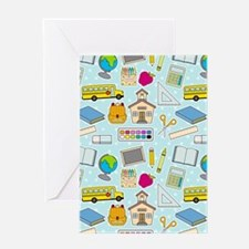 Simple Lessons Greeting Card