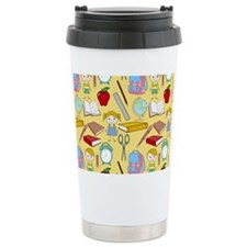 Happy Learning Travel Mug