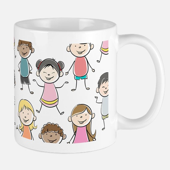 School Kids Mug