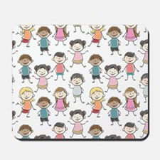 School Kids Mousepad
