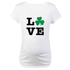 Irish Shamrock Love St. Patrick' Shirt