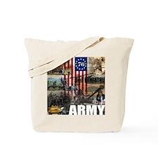 ARMY 1776 Tote Bag