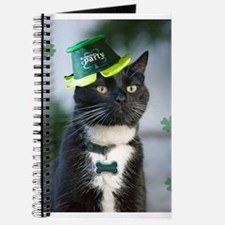 St. Patrick kitty Journal