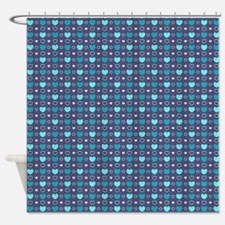 Heights of Love Shower Curtain