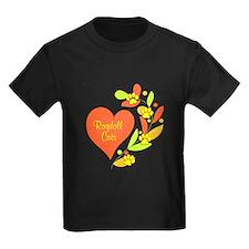 Ragdoll Heart T