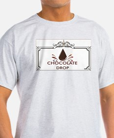 Chocolate Drop LOGO T-Shirt