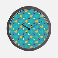 Unconditional Love Wall Clock