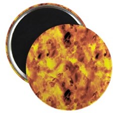 """Raging Inferno 2.25"""" Magnet (100 pack)"""