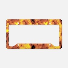 Raging Inferno License Plate Holder