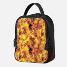 Raging Inferno Neoprene Lunch Bag